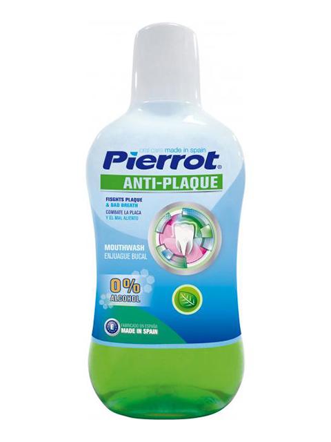 Ополаскиватель для полости рта Pierrot Anti-Plaque 500ml 8411732156101
