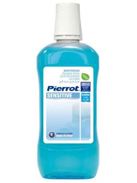 Ополаскиватель для полости рта Pierrot Sensitive Mouthwash 500ml 8411732107219