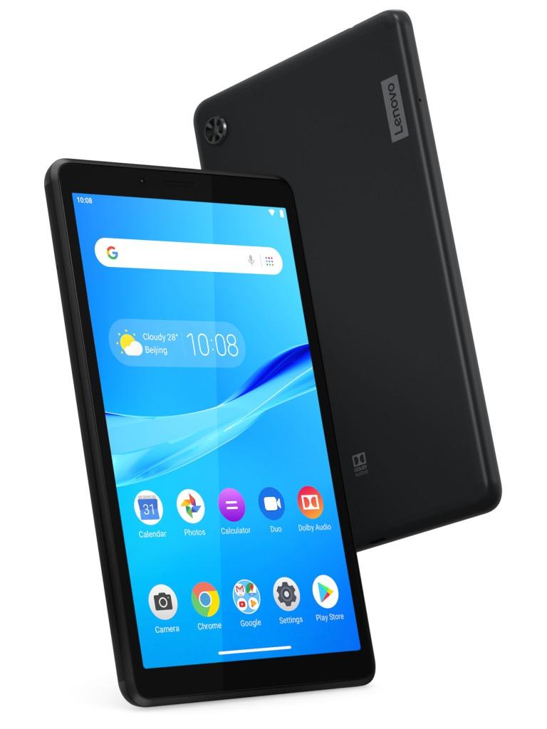 Планшет Lenovo Tab M7 TB-7305I ZA560043RU (MediaTek MT8321 1.3GHz/1024Mb/16Gb/GPS/3G/Wi-Fi/Bluetooth/Cam/7.0/1024x600/Android)