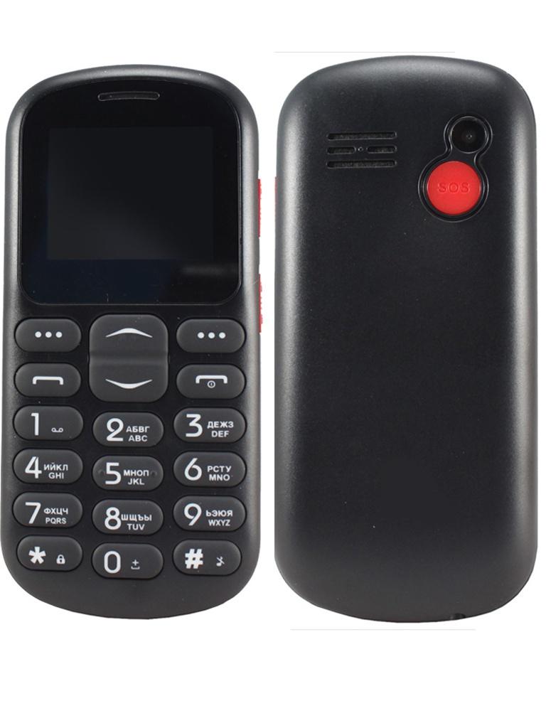 Сотовый телефон F+ Ezzy 1 Black