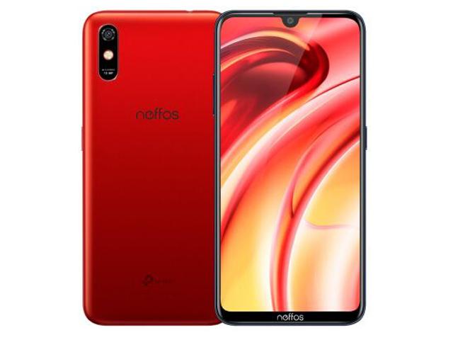 Сотовый телефон Neffos C9S Red TP7061A84RU