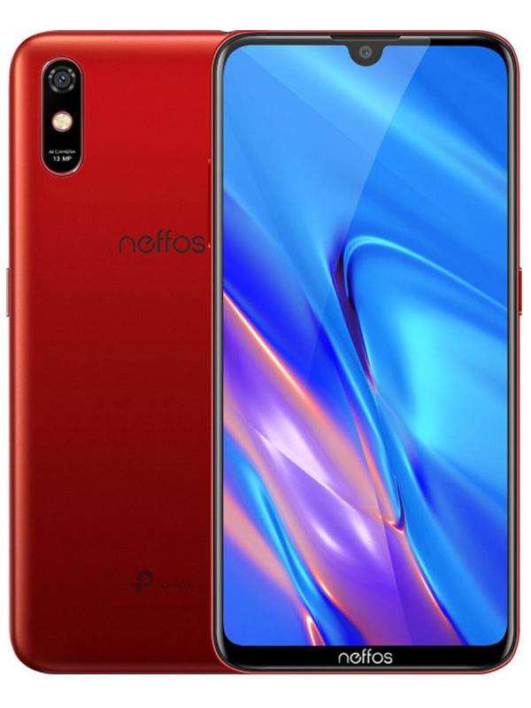 Сотовый телефон Neffos C9 Max Red TP7062A85RU