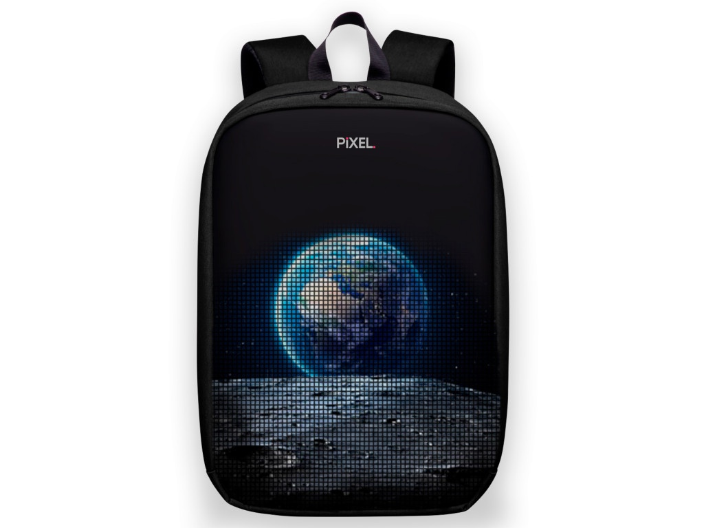 Рюкзак Pixel Bag Max Black Moon