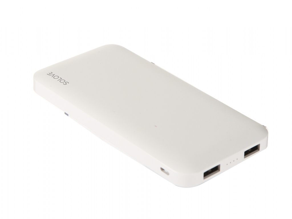 Внешний аккумулятор Xiaomi Solove Power Bank 001M 10000mAh Beige