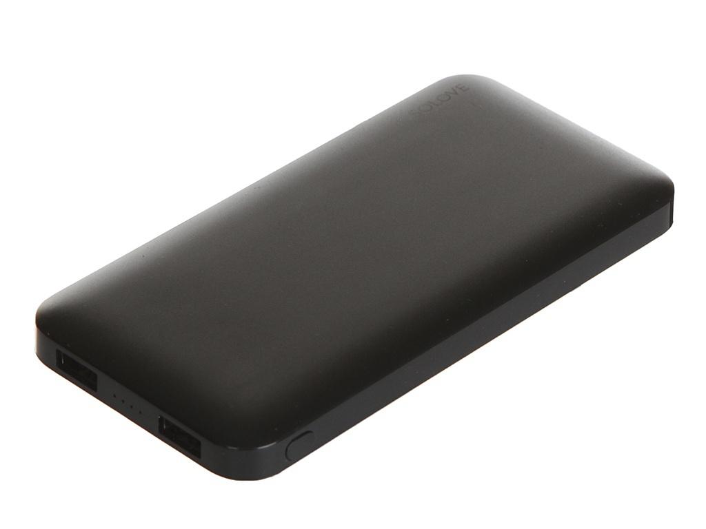 Внешний аккумулятор Xiaomi Solove Power Bank X8 10000mAh Black
