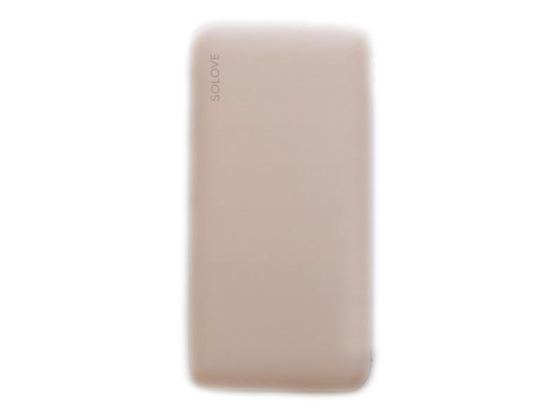 Внешний аккумулятор Xiaomi Solove Power Bank X8 10000mAh Brown