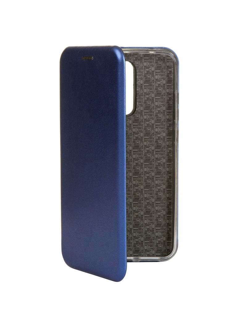 Аксессуар Чехол Zibelino для Xiaomi Redmi 8 2019 Book Blue ZB-XIA-RDM-8-BLU