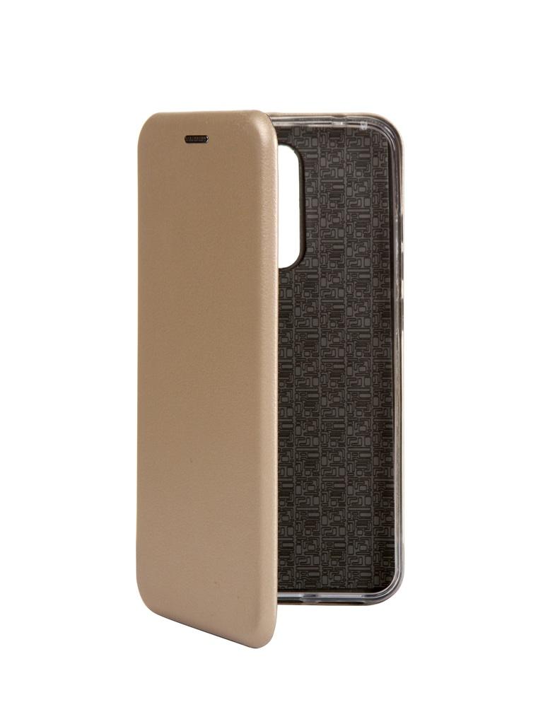 Аксессуар Чехол Zibelino для Xiaomi Redmi 8 2019 Book Gold ZB-XIA-RDM-8-GLD