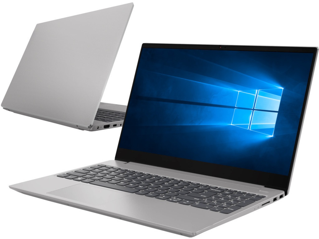 Ноутбук Lenovo IdeaPad S340-15 81N800J8RU (Intel Core i5-8265U 1.6GHz/8192Mb/1000Gb + 256Gb SSD/nVidia GeForce MX110 2048Mb/Wi-Fi/Bluetooth/Cam/15.6/1920x1080/Windows 10 64-bit)