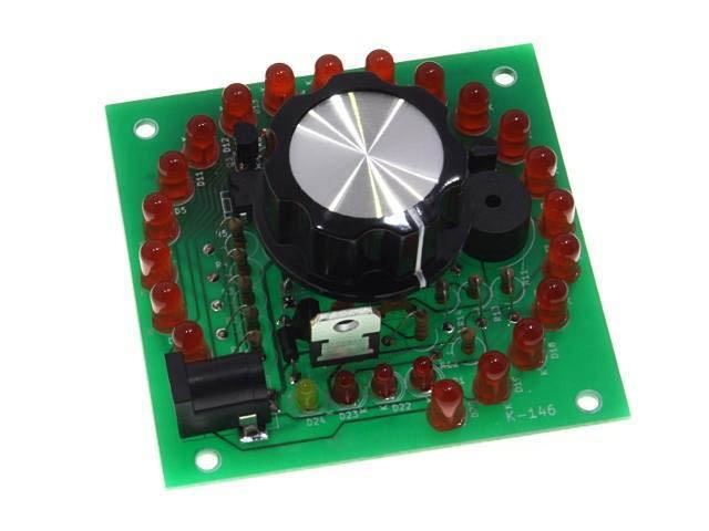 Конструктор Радио КИТ Бытовой светодиодный таймер RL146