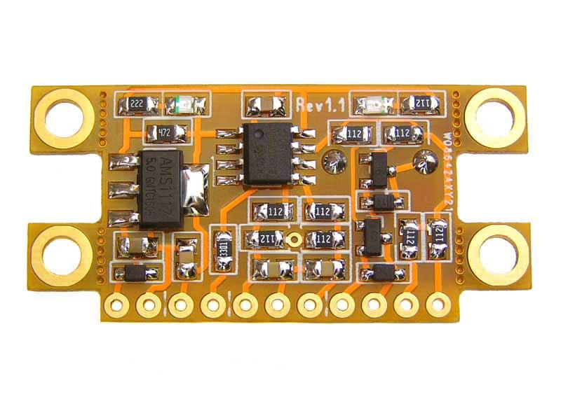 Конструктор KitLab Электронный телеграфный ключ EM1150-M