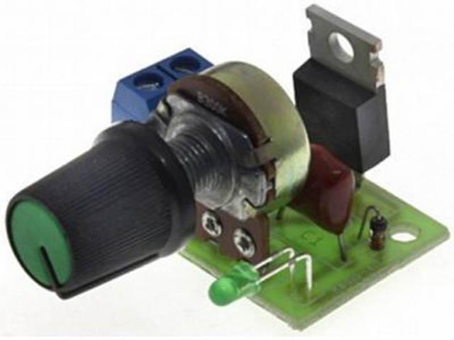 Конструктор Радио КИТ Регулятор мощности 3 кВт 220 В RP216.2-3