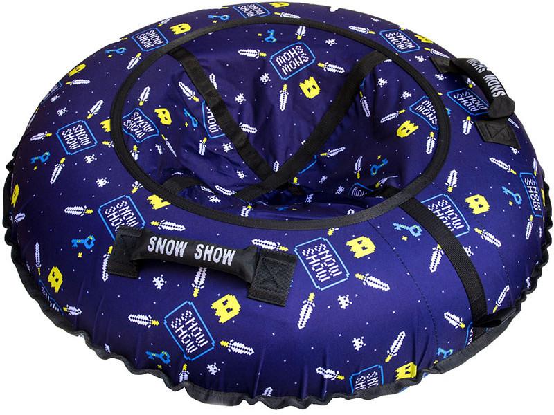 Тюбинг SnowShow Стандарт 90cm Космодром все цены