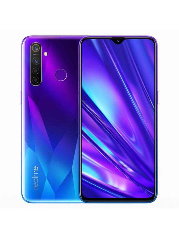 Сотовый телефон realme 5 Pro 128GB Blue