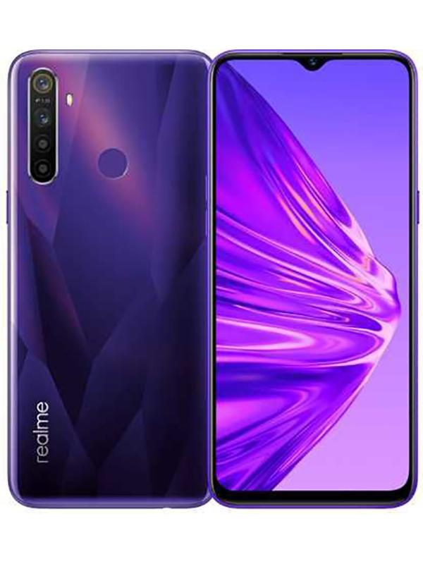 Сотовый телефон realme 5 64GB Purple