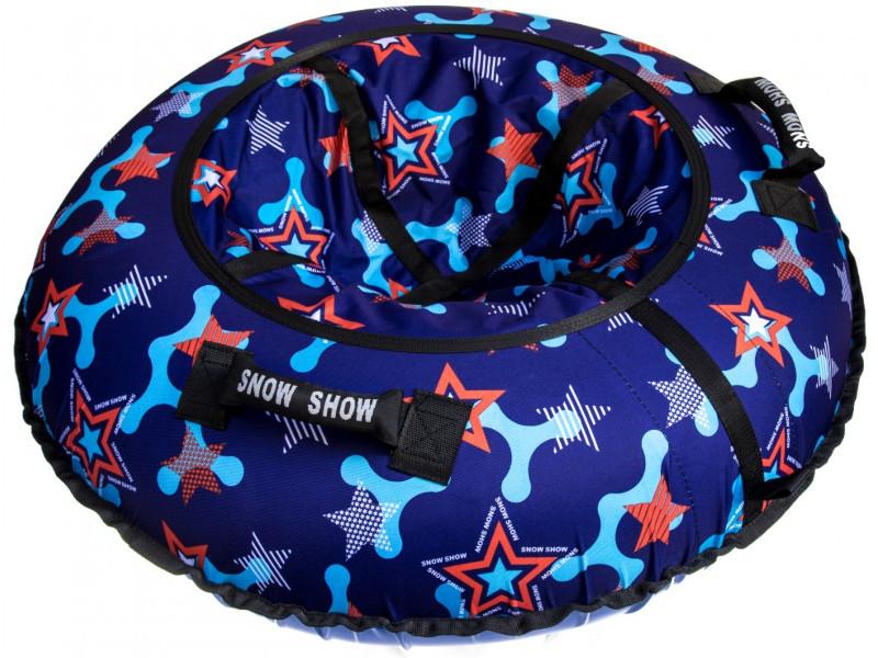 Тюбинг SnowShow Стандарт 90cm Star Blue все цены