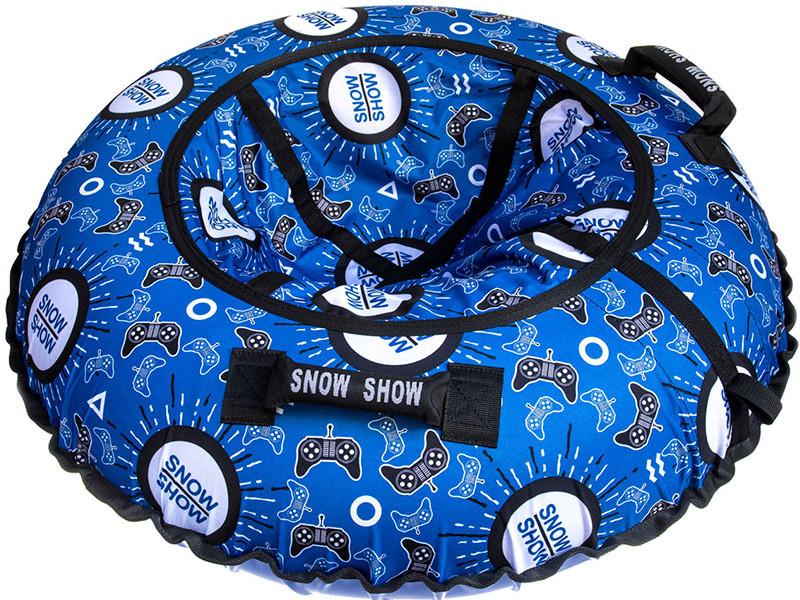 Тюбинг SnowShow Стандарт 90cm Геймер