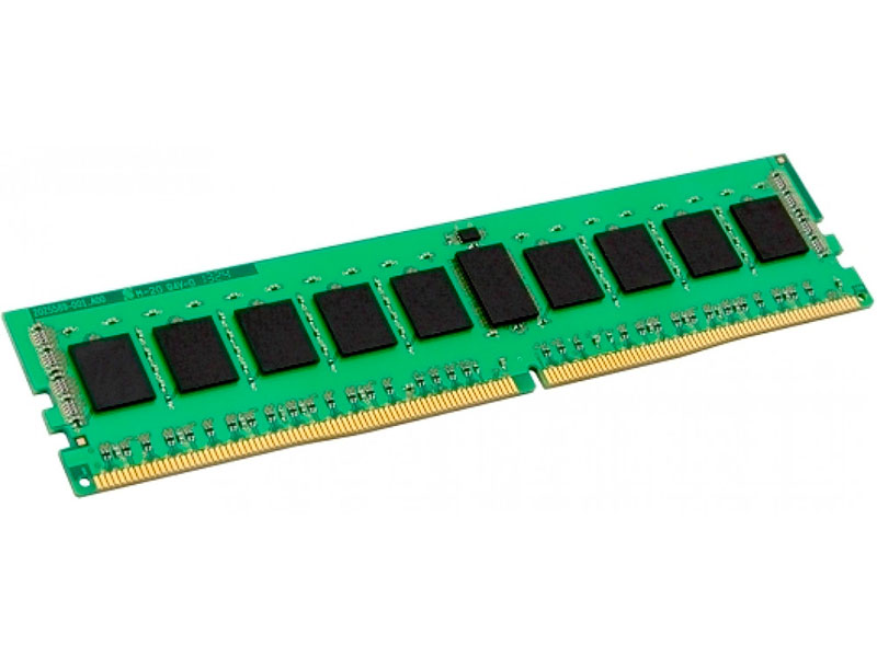 Модуль памяти Kingston DDR4 DIMM 3200MHz PC4-25600 CL22 - 4Gb KVR32N22S6/4