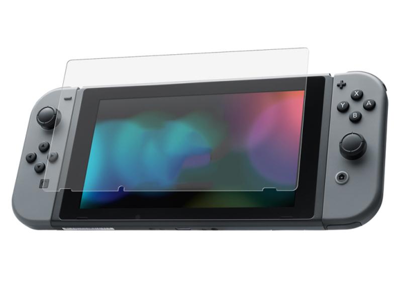 Закаленное стекло DF для Nintendo Switch ntSteel-01
