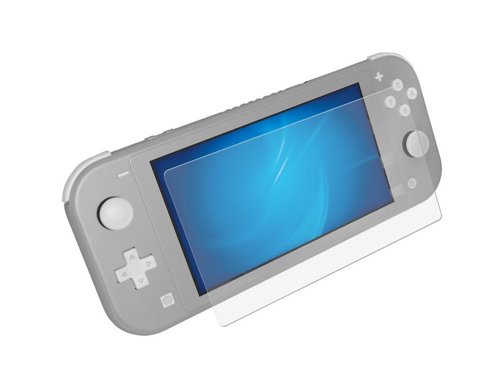 Закаленное стекло DF для Nintendo Switch Lite ntSteel-02