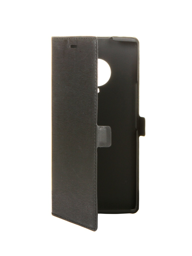Чехол DF для Vivo Nex 3 vFlip-04 Black