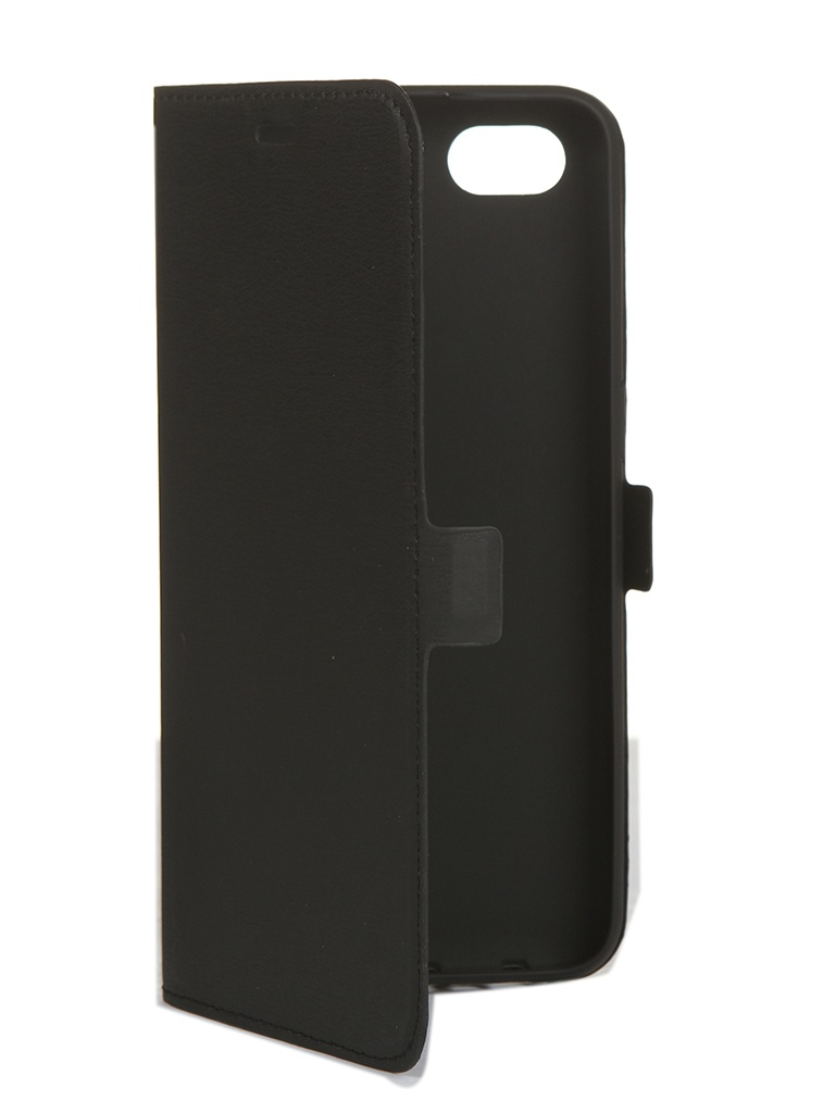 Чехол DF для OPPO A1K oFlip-01 Black