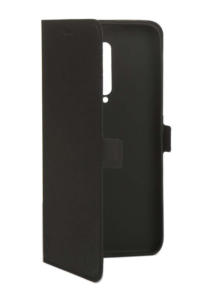 Чехол DF для OPPO Reno 2Z oFlip-04 Black