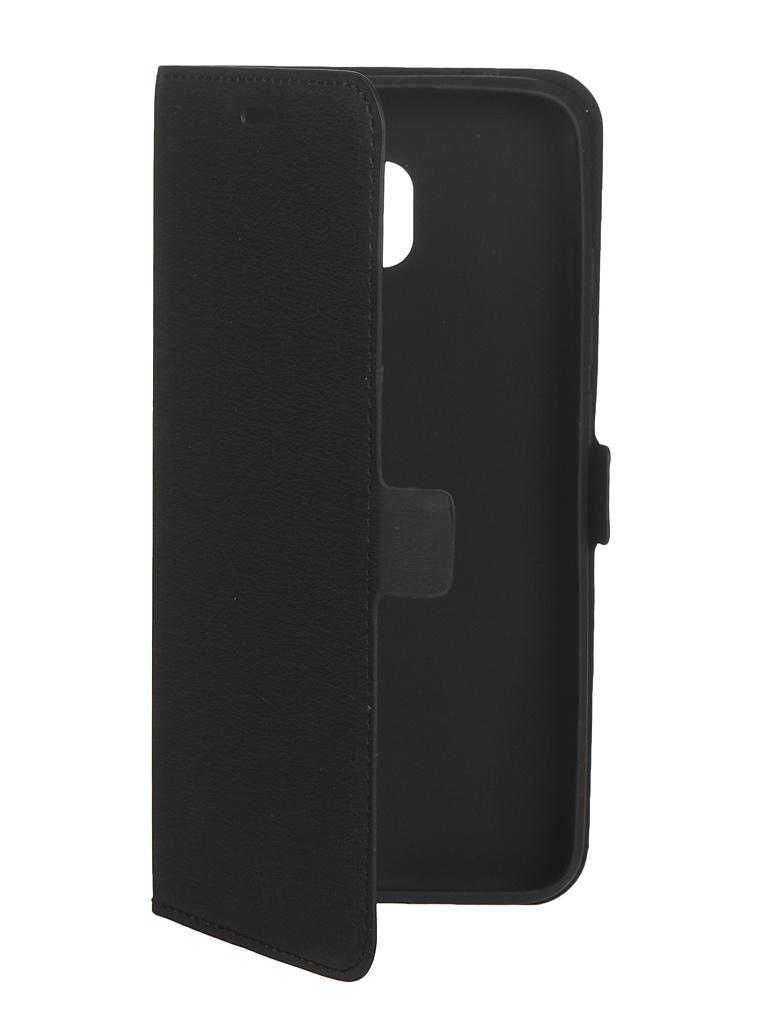 Чехол DF для Xiaomi Redmi 8A xiFlip-52 Black чехол с флипом для xiaomi redmi 6 df xiflip 29