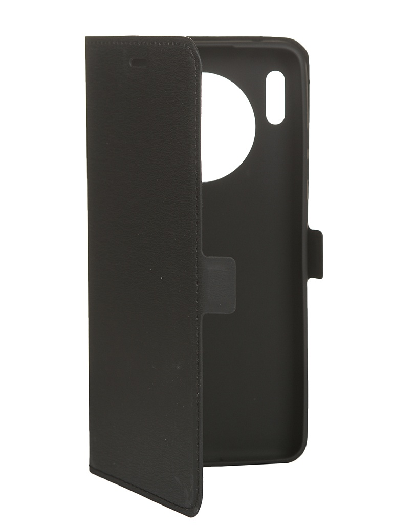Чехол DF для Huawei Mate 30 hwFlip-75 Black