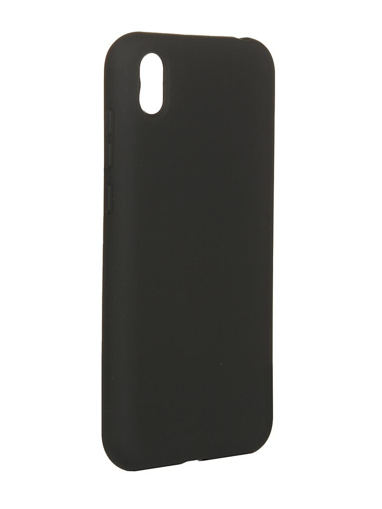 Чехол DF для Huawei Honor 8S/Y5 (2019) hwOriginal-04 Black