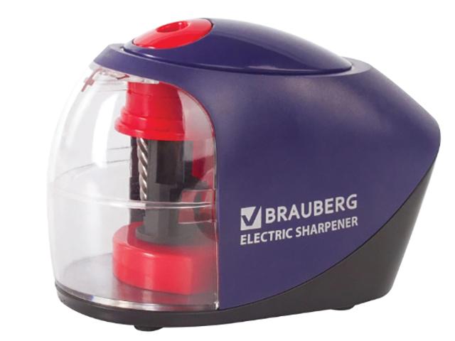 Точилка электрическая Brauberg Delta 228421