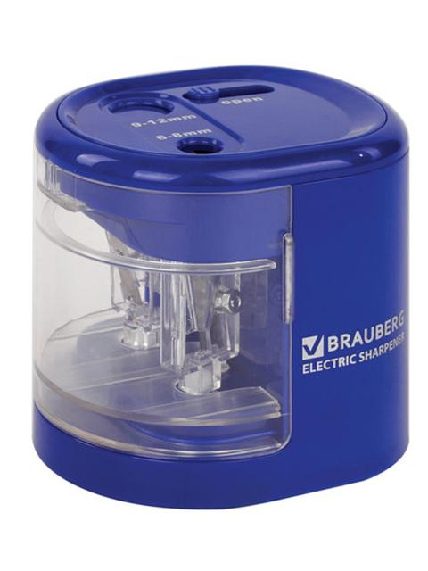 Точилка электрическая Brauberg Extra 228423