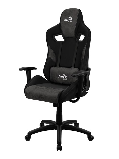 Компьютерное кресло AeroCool COUNT Iron Black
