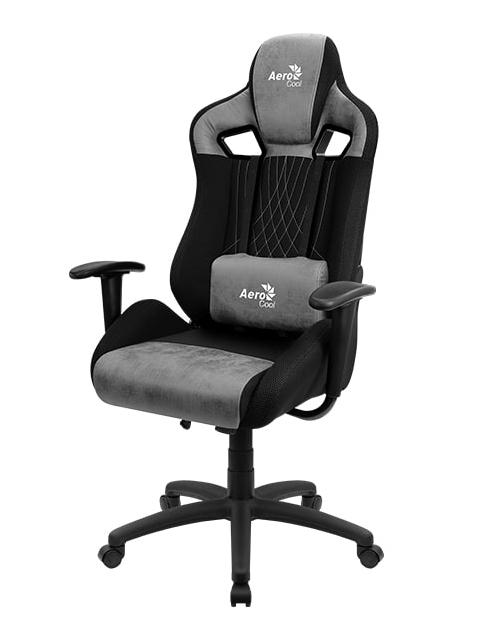 Компьютерное кресло AeroCool EARL Stone Grey