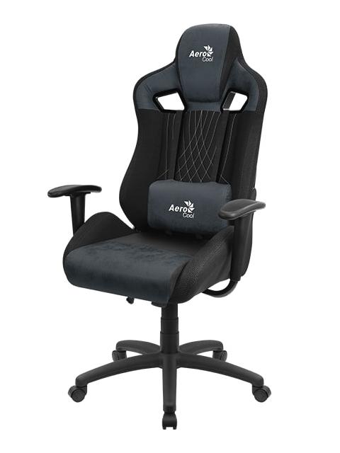 Компьютерное кресло AeroCool EARL Steel Blue