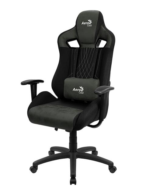 Компьютерное кресло AeroCool EARL Hunter Green