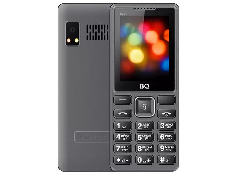 Сотовый телефон BQ 2444 Flash Gray