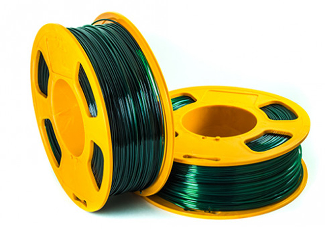 Аксессуар U3Print  Geek Fil/lament PETg 1.75mm 1kg Emerald