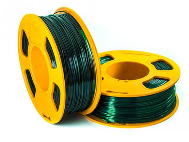 Аксессуар U3Print Geek Fil/lament PETg 1.75mm 1kg Emerald