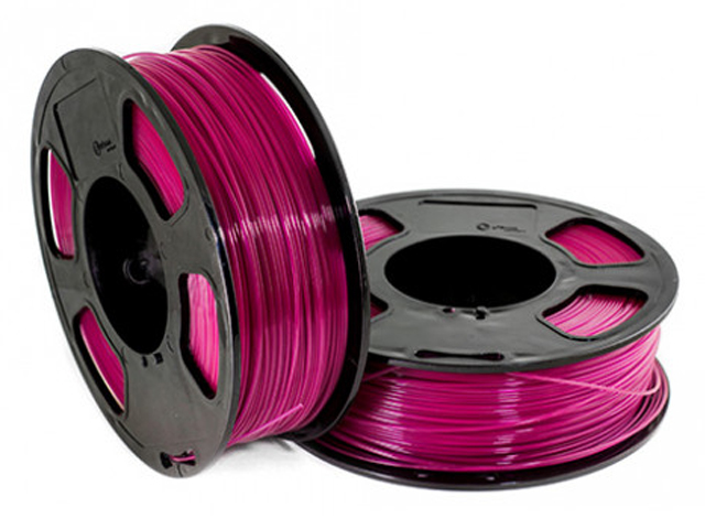 Аксессуар U3Print  Geek Fil/lament PETg 1.75mm 1kg Raspberry