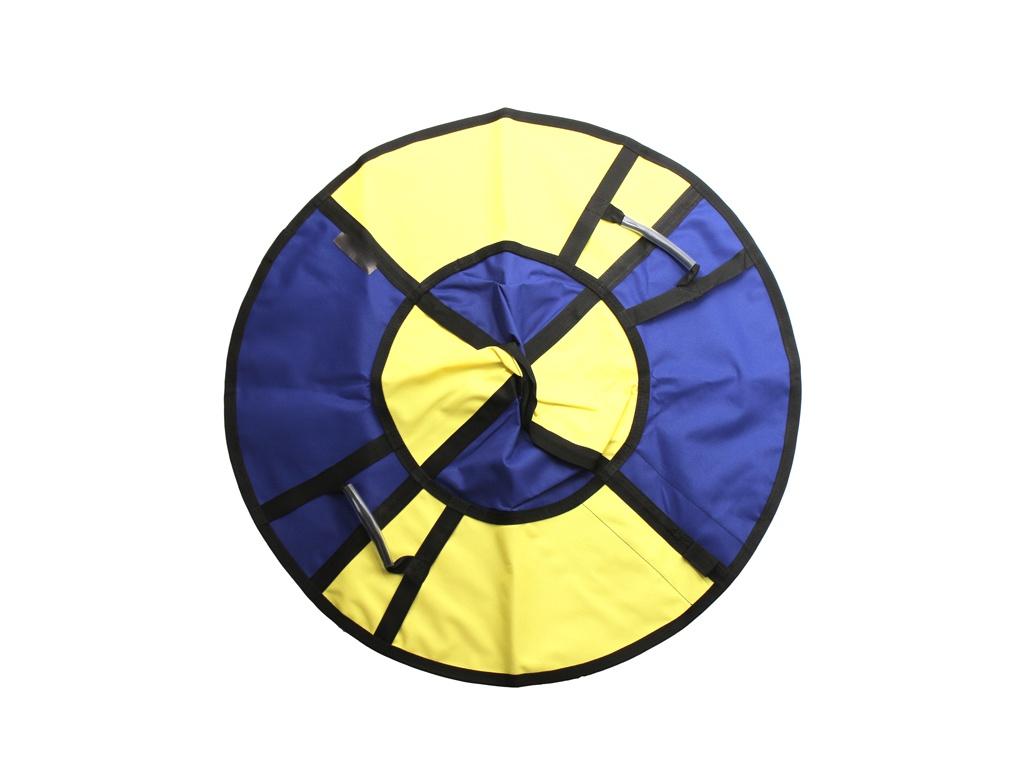 Тюбинг Hubster Хайп 90cm Blue -Yellow ВО5559-1