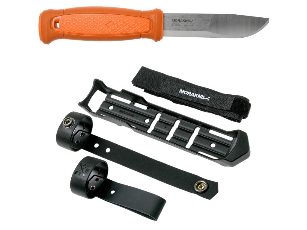 Нож Morakniv Kansbol Orange 13507 - длина лезвия 109мм