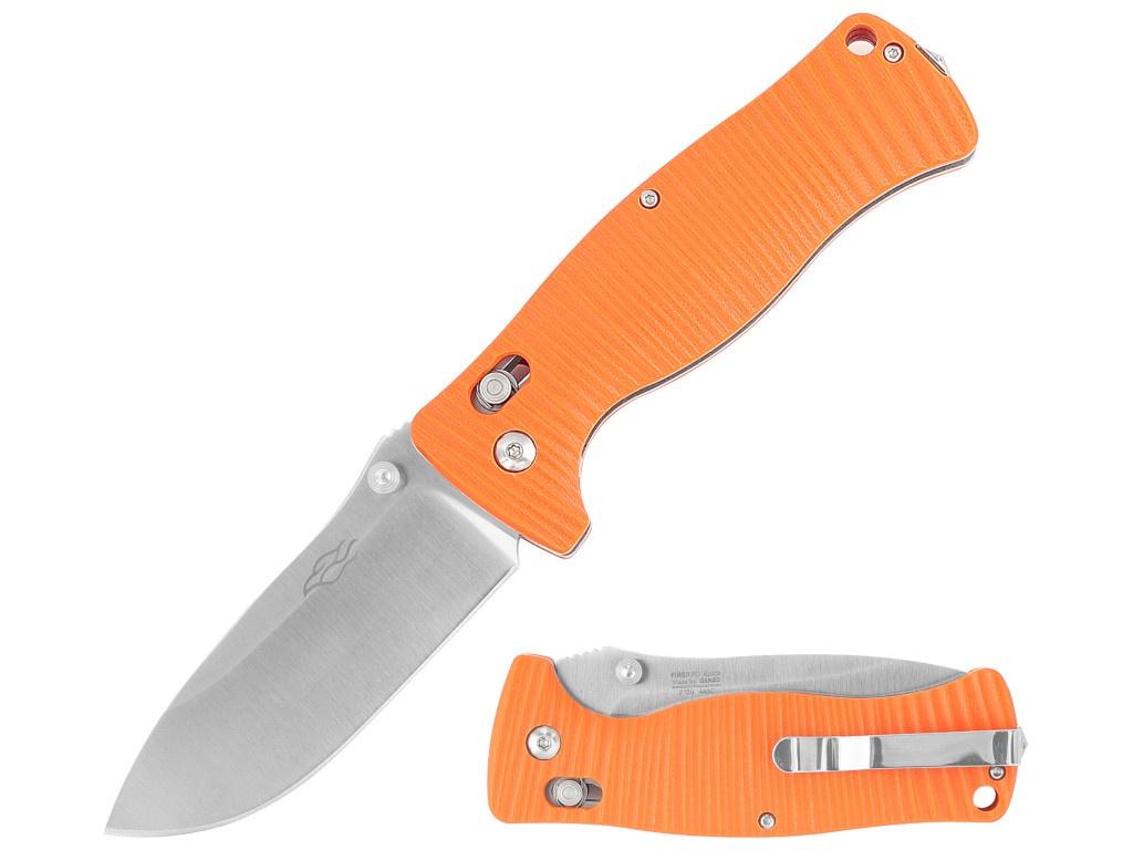 Нож Firebird F720-OR - длина лезвия 90мм