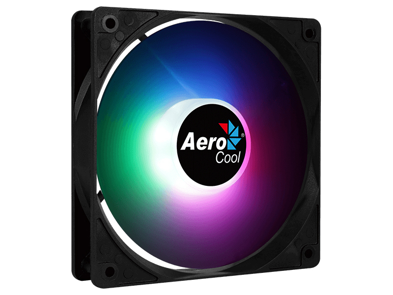 Вентилятор AeroCool Frost 12 PWM 120mm RGB LED 4718009158085