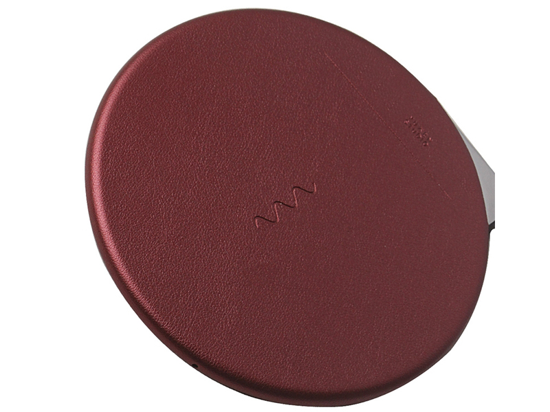 Зарядное устройство Xiaomi VH Qi Wireless Charger 10W Wine Red