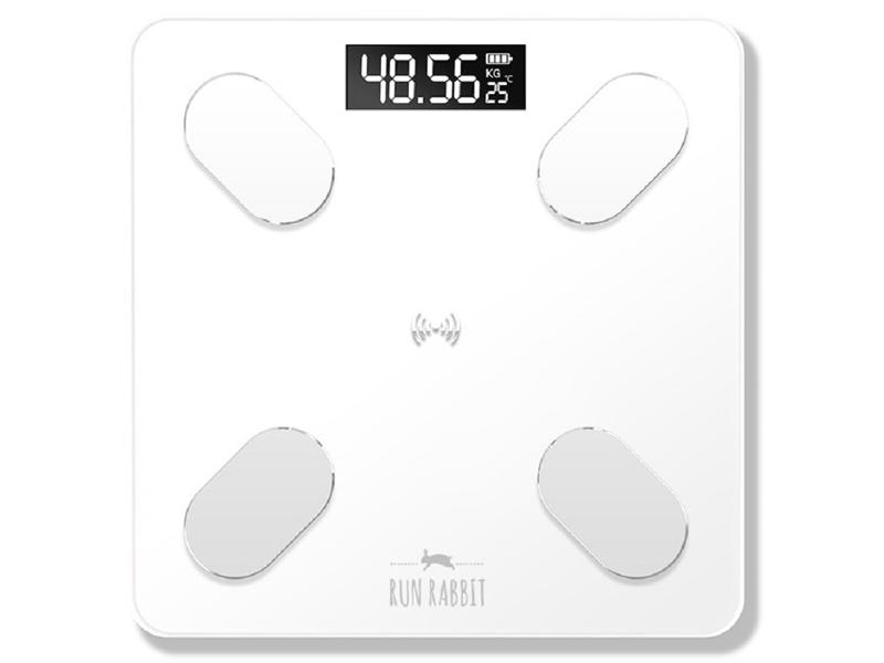 Весы напольные Run Rabbit RR-5B White