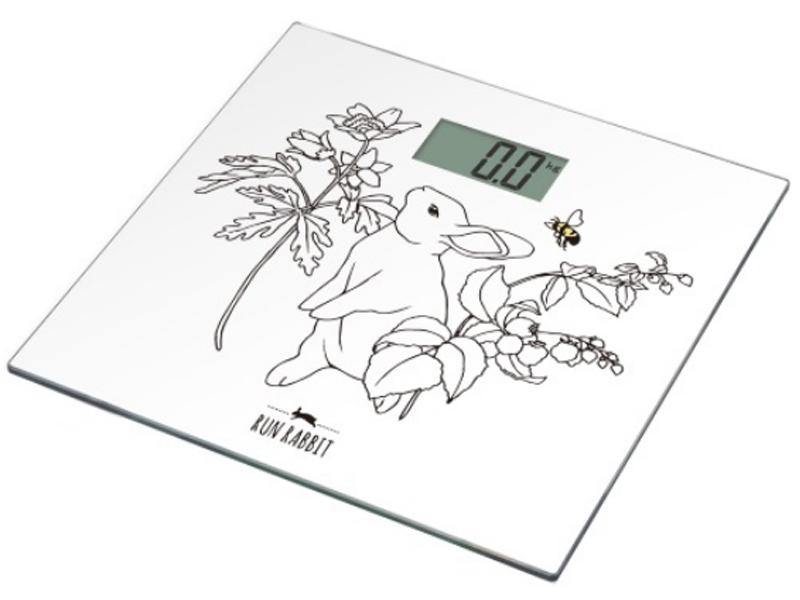 Весы напольные Run Rabbit RR-2 White