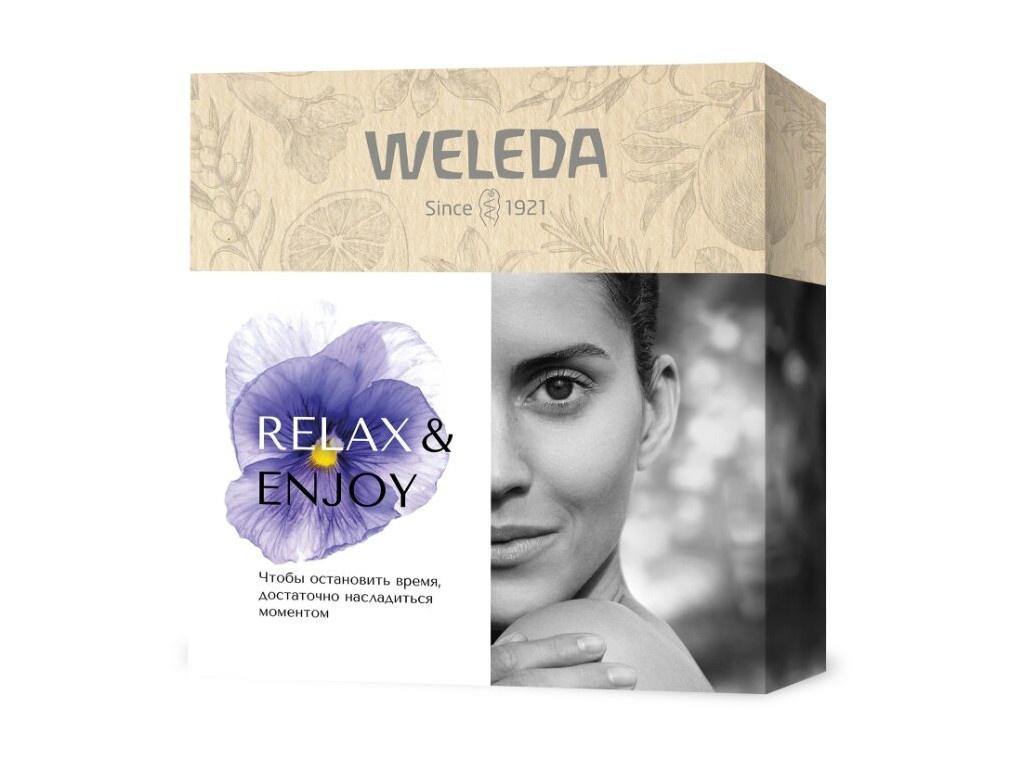 Подарочный набор Weleda Relax & Enjoy 170