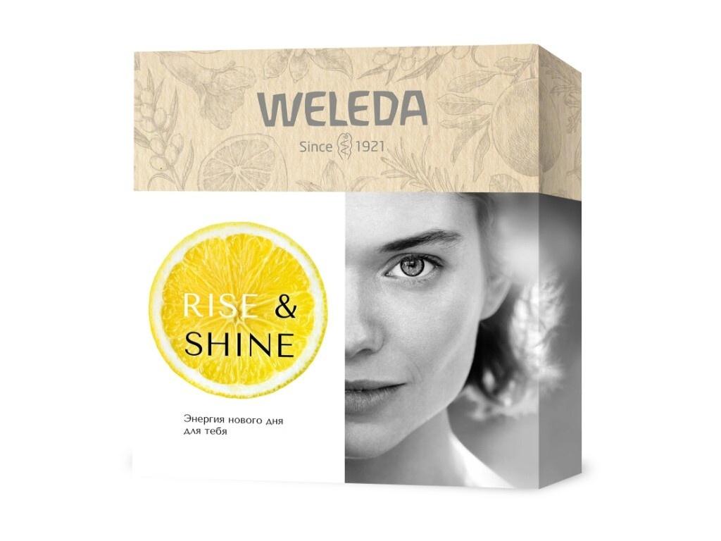 Подарочный набор Weleda Rise & Shine 187