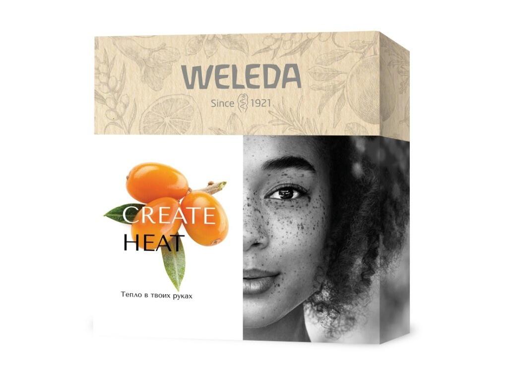 Подарочный набор Weleda Create Heat 194